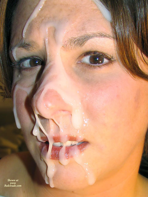 Young retro beauty jizzed by dirty old guy 4
