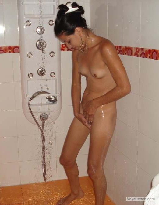 shower masterbation