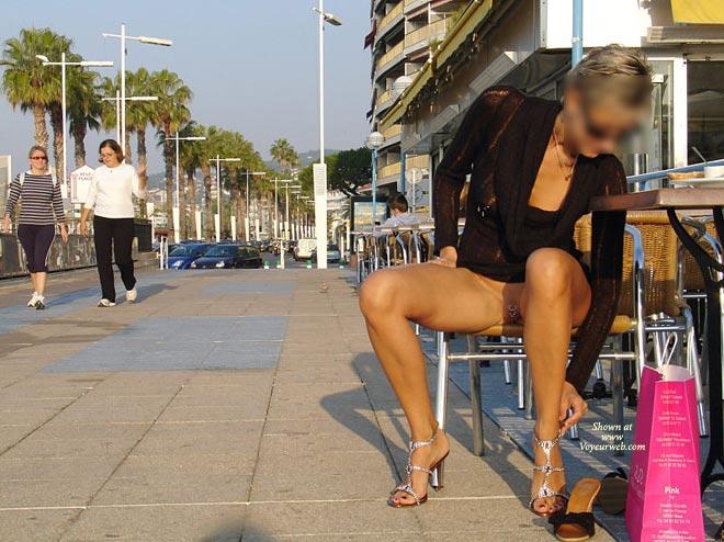 lexo exhibitionist in Sex slut public