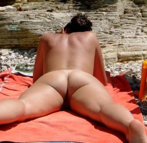 Sexy Ass Nude Beach