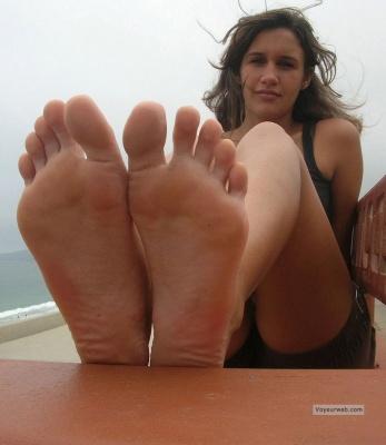 Soles feet sex