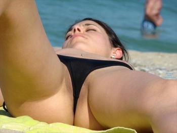 Bikini Crotch Photos