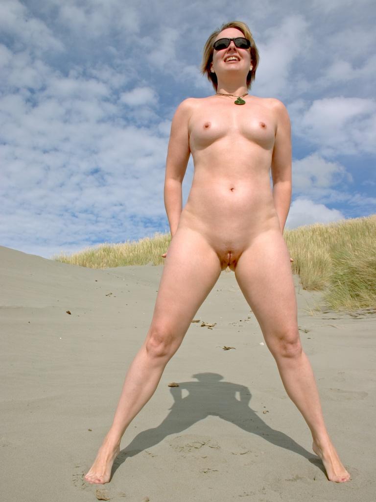 Nude beach voyeur-2247