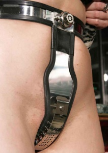 Are Pussy in chastity belt share