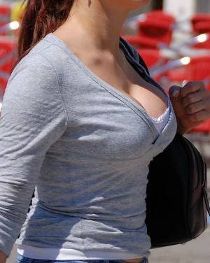 Big Tits On Streets 8