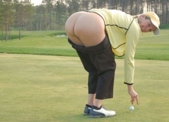 Golf sex pix