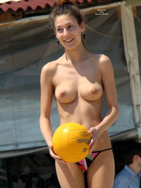 Older women girl nud beach volleyball depablo boobs mature
